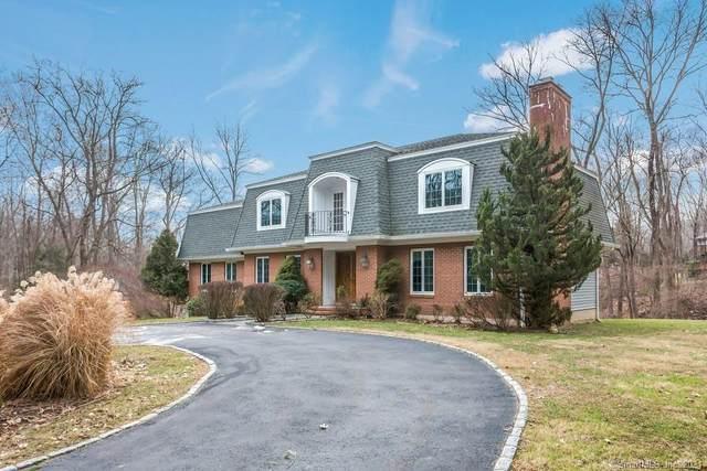 132 Hunting Ridge Road, Stamford, CT 06903 (MLS #170364750) :: Around Town Real Estate Team