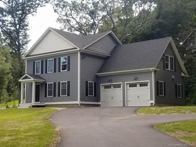 438 N W Corner Road, North Stonington, CT 06359 (MLS #170364765) :: Tim Dent Real Estate Group