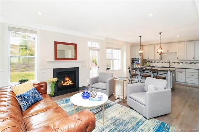 22 Winding Ridge Way #22, Danbury, CT 06810 (MLS #170364766) :: Around Town Real Estate Team