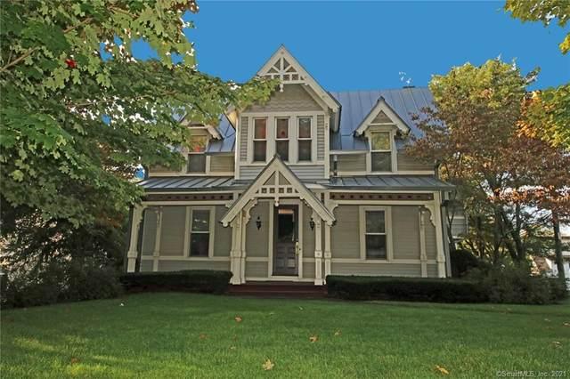 181 Old Post Road, Fairfield, CT 06890 (MLS #170364780) :: Mark Boyland Real Estate Team