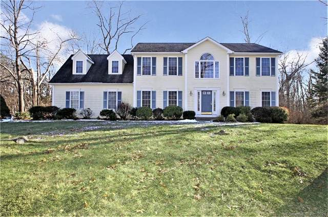 4 Pineview Drive, Danbury, CT 06811 (MLS #170364808) :: Around Town Real Estate Team