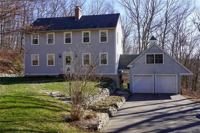 137 Sarah Pearl Road, Hampton, CT 06247 (MLS #170364867) :: Around Town Real Estate Team