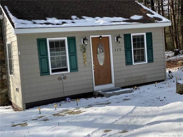 115 Laurel Way, Winchester, CT 06098 (MLS #170364889) :: Around Town Real Estate Team