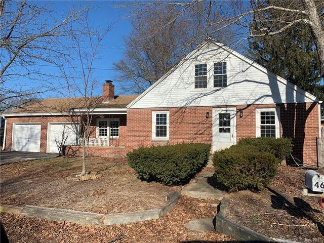 46 Chestnut Street, Killingly, CT 06239 (MLS #170364908) :: Around Town Real Estate Team