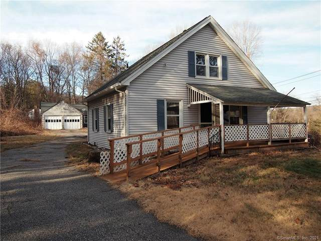 7 Bailey Road, Andover, CT 06232 (MLS #170365013) :: Around Town Real Estate Team