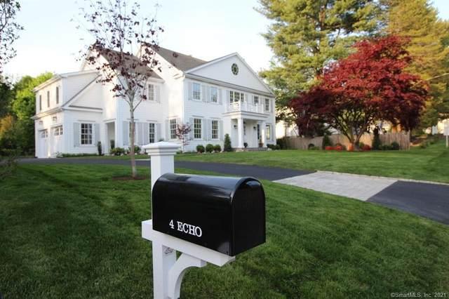 4 Echo Drive, Darien, CT 06820 (MLS #170365019) :: GEN Next Real Estate