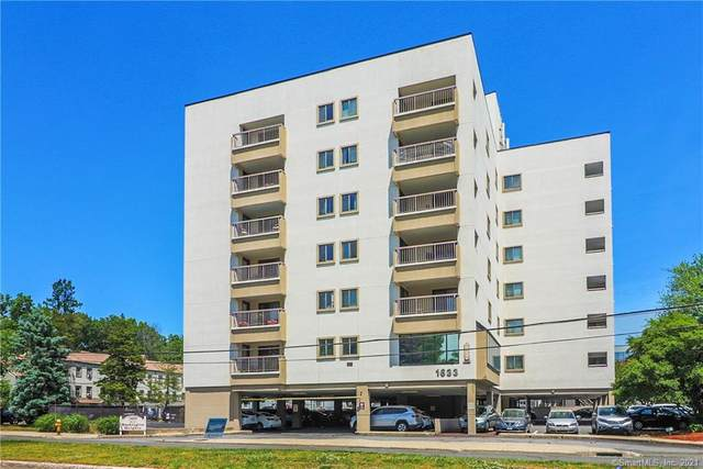 1633 Washington Boulevard 4D, Stamford, CT 06902 (MLS #170365021) :: Galatas Real Estate Group