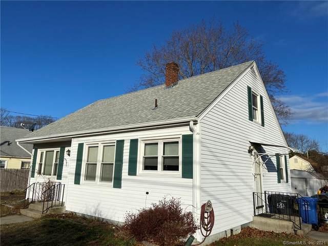 48 Walnut Street, Killingly, CT 06239 (MLS #170365028) :: Around Town Real Estate Team