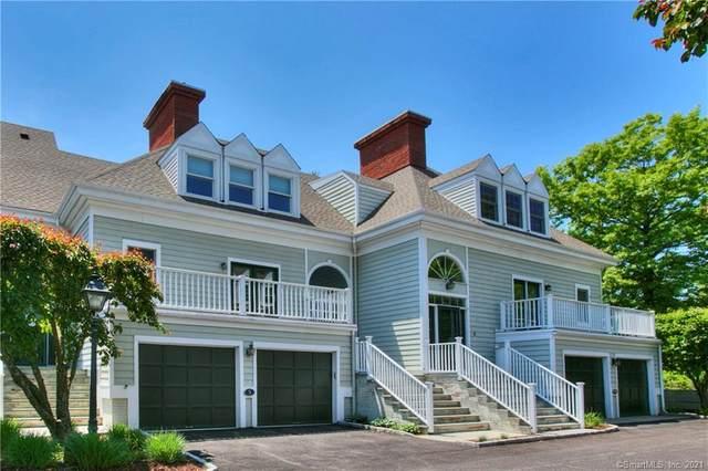 450 Center Street #3, Fairfield, CT 06890 (MLS #170365034) :: Mark Boyland Real Estate Team