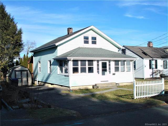 8 Harris Street, Norwalk, CT 06850 (MLS #170365055) :: Around Town Real Estate Team