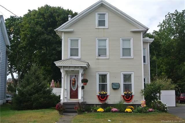 242 First Avenue, West Haven, CT 06516 (MLS #170365071) :: Michael & Associates Premium Properties | MAPP TEAM