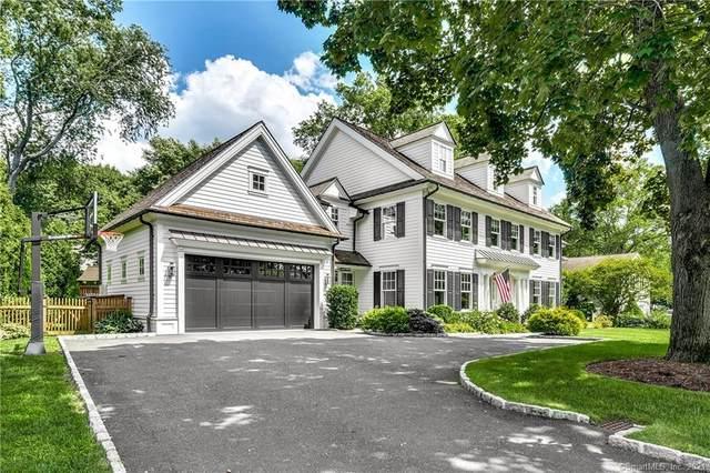 35 Bramble Lane, Greenwich, CT 06878 (MLS #170365087) :: GEN Next Real Estate