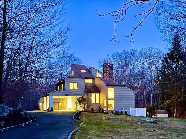 1 Great Rocks Place, Wilton, CT 06897 (MLS #170365089) :: Michael & Associates Premium Properties | MAPP TEAM