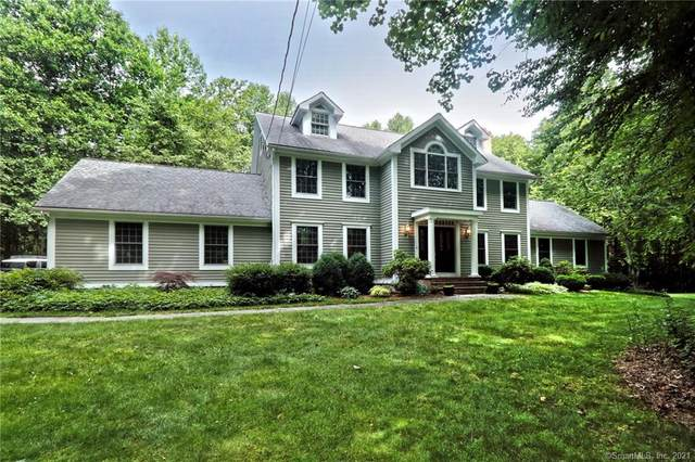 15 Twinbrook Drive, Woodbridge, CT 06525 (MLS #170365100) :: Carbutti & Co Realtors