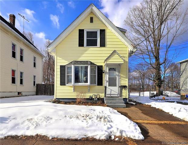 21 George Street, West Haven, CT 06516 (MLS #170365133) :: Tim Dent Real Estate Group