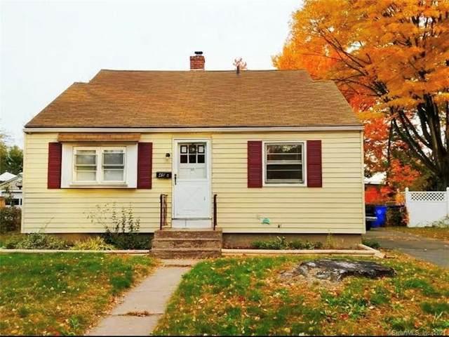 48 Warren Drive, East Hartford, CT 06118 (MLS #170365138) :: Team Feola & Lanzante   Keller Williams Trumbull