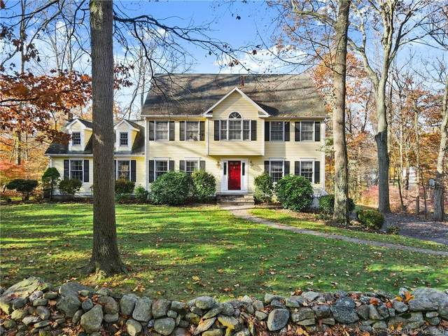 12 Green Ridge Road, Trumbull, CT 06611 (MLS #170365152) :: Around Town Real Estate Team