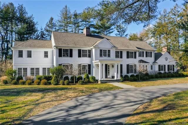 846 Oenoke Ridge, New Canaan, CT 06840 (MLS #170365163) :: Forever Homes Real Estate, LLC
