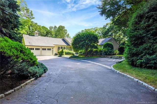 186 Indian Rock Road, New Canaan, CT 06840 (MLS #170365169) :: GEN Next Real Estate