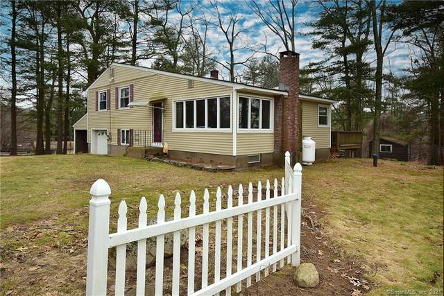 3 Russell Drive, Tolland, CT 06084 (MLS #170365171) :: Anytime Realty