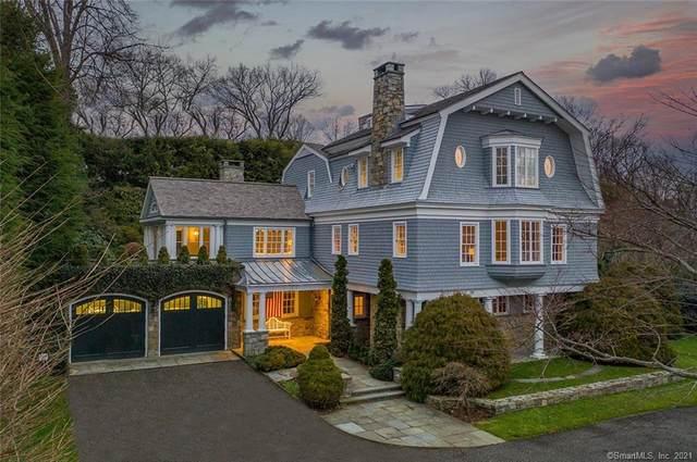 240 Harbor Road, Fairfield, CT 06890 (MLS #170365182) :: Mark Boyland Real Estate Team