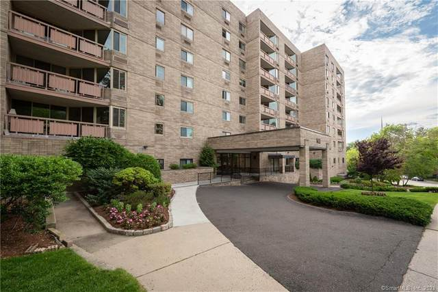 143 Hoyt Street 4D, Stamford, CT 06905 (MLS #170365283) :: Galatas Real Estate Group