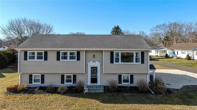 15 Flagler Avenue, Old Lyme, CT 06371 (MLS #170365345) :: Around Town Real Estate Team