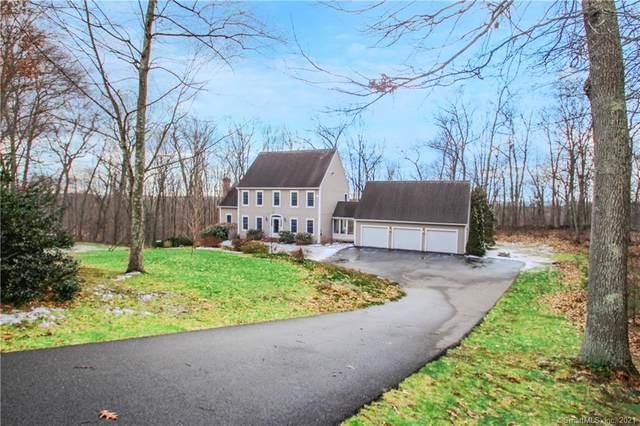 82 Sentinal Woods, Hebron, CT 06248 (MLS #170365370) :: Tim Dent Real Estate Group