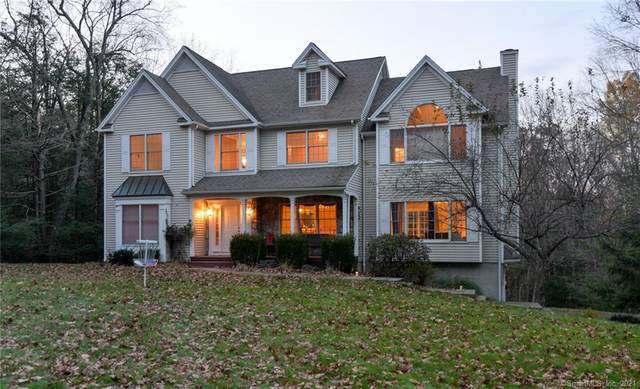 58 Valley Stream Lane, Southbury, CT 06488 (MLS #170365391) :: Around Town Real Estate Team
