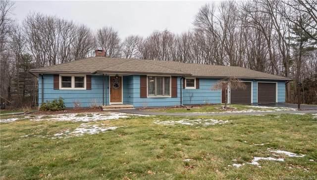 20 Vista Drive, Harwinton, CT 06791 (MLS #170365395) :: Kendall Group Real Estate | Keller Williams