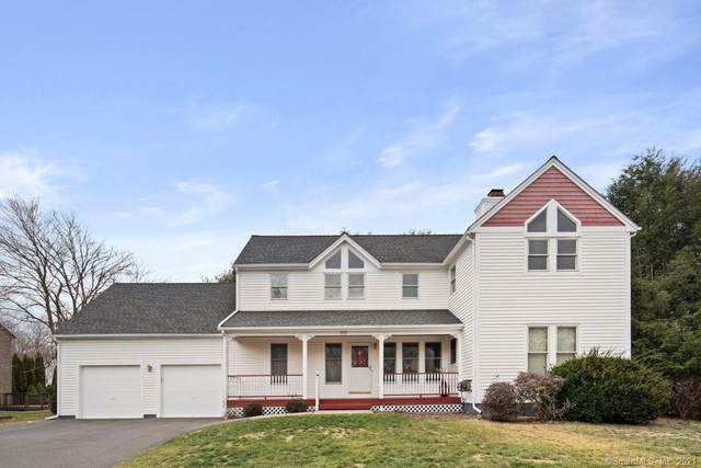 89 Yale Drive, Manchester, CT 06042 (MLS #170365401) :: Around Town Real Estate Team