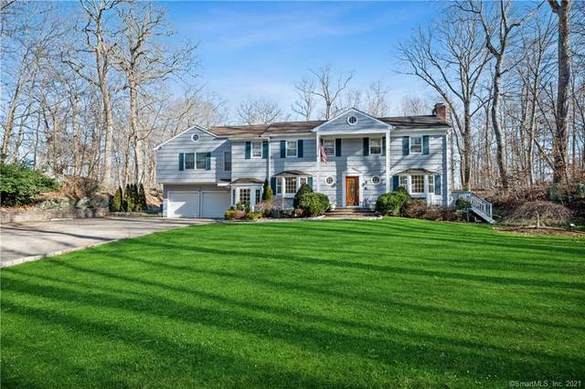 67 Stonehedge Drive S, Greenwich, CT 06831 (MLS #170365428) :: Around Town Real Estate Team