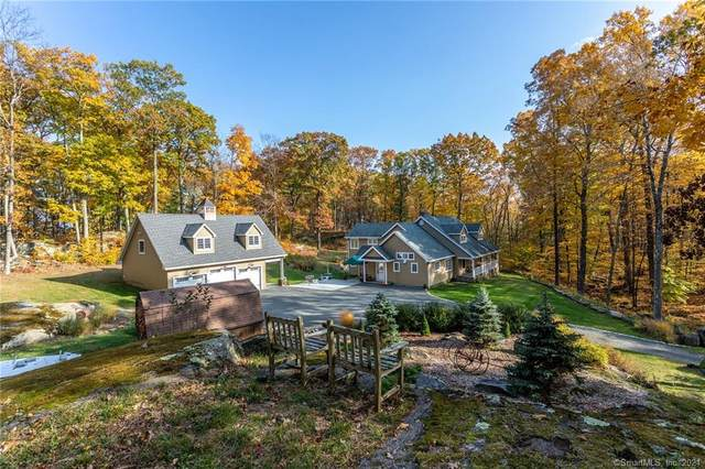 12-14 Chimney Hill Road, Sherman, CT 06784 (MLS #170365452) :: GEN Next Real Estate