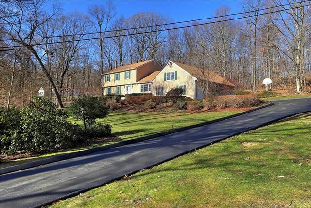 100 Blue Trail, Hamden, CT 06518 (MLS #170365520) :: Sunset Creek Realty