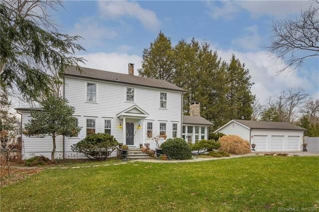 11 Dover Road, Westport, CT 06880 (MLS #170365525) :: GEN Next Real Estate