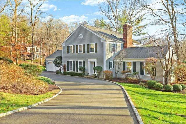 88 Frost Pond Road, Stamford, CT 06903 (MLS #170365540) :: Around Town Real Estate Team