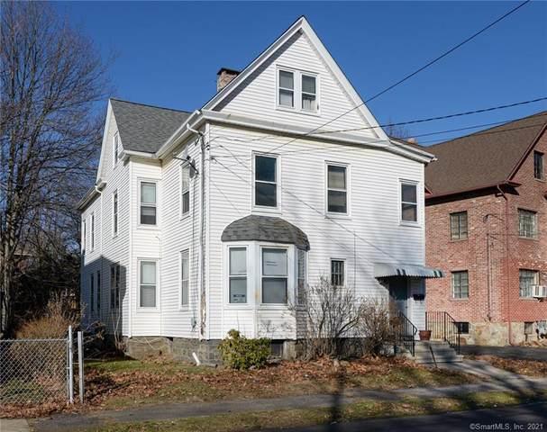 101 Goddard Avenue, Bridgeport, CT 06610 (MLS #170365557) :: Around Town Real Estate Team