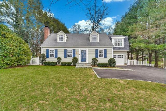 182 Hollow Tree Ridge Road, Darien, CT 06820 (MLS #170365584) :: GEN Next Real Estate