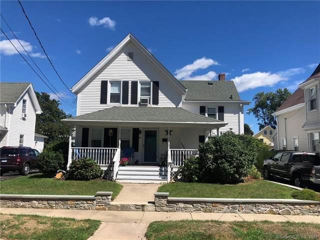 46 Moss Street, Stonington, CT 06379 (MLS #170365598) :: Around Town Real Estate Team