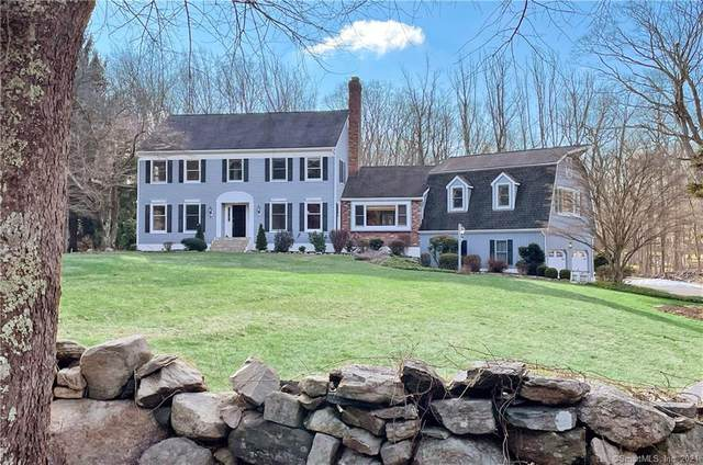 24 E Farm Lane, Ridgefield, CT 06877 (MLS #170365616) :: Around Town Real Estate Team