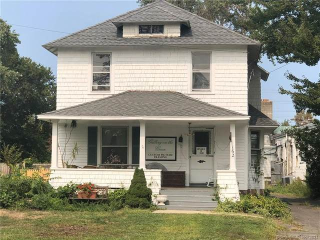 162 New Haven Avenue, Milford, CT 06460 (MLS #170365617) :: Team Phoenix