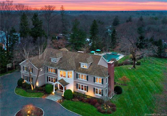 214 Sunset Hill Road, New Canaan, CT 06840 (MLS #170365651) :: GEN Next Real Estate