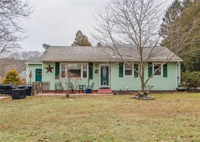 18 Gendron Road, Plainfield, CT 06354 (MLS #170365665) :: Around Town Real Estate Team