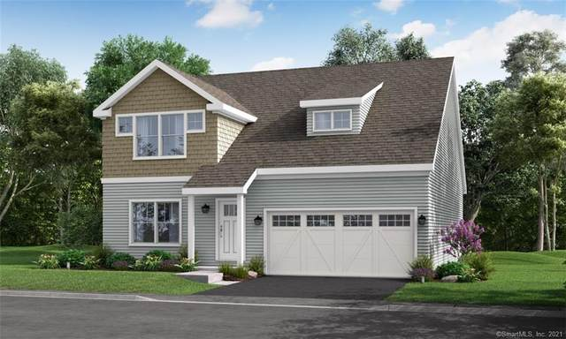108 Mulholland Way #54, North Haven, CT 06473 (MLS #170365739) :: Sunset Creek Realty