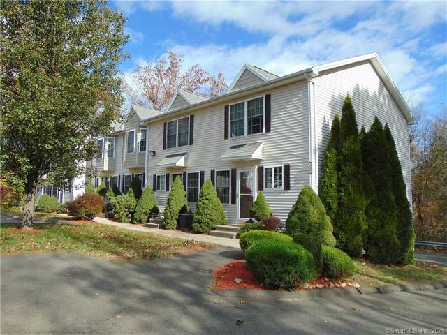240 Wesley Street #5, Waterbury, CT 06708 (MLS #170365803) :: Around Town Real Estate Team