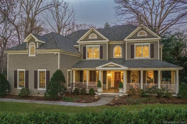 12 Ledge Road, Norwalk, CT 06853 (MLS #170365873) :: Around Town Real Estate Team