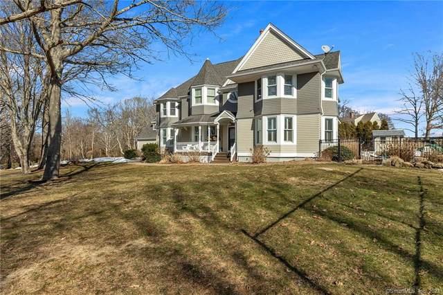 81 Wamphassuc Road, Stonington, CT 06378 (MLS #170365899) :: Forever Homes Real Estate, LLC