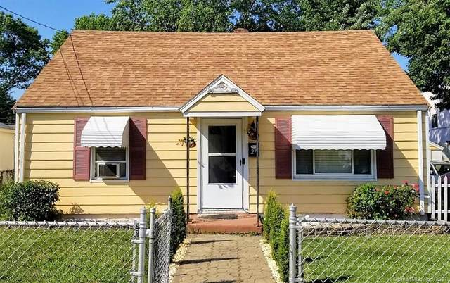 27 Post Street, Bridgeport, CT 06610 (MLS #170365938) :: Around Town Real Estate Team