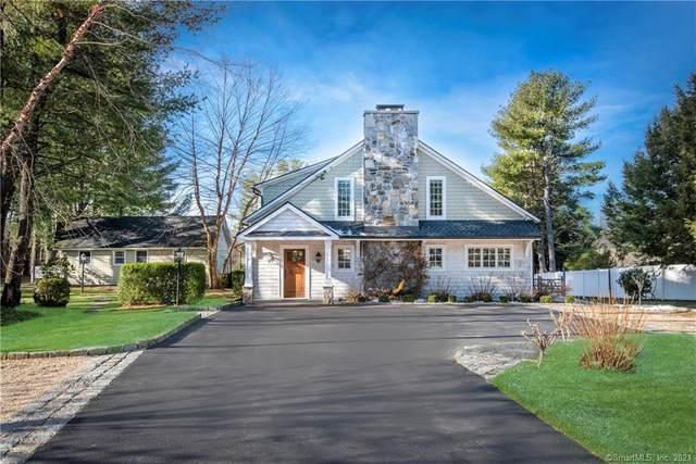 43 Briar Ridge Road, Ridgefield, CT 06877 (MLS #170365959) :: Tim Dent Real Estate Group