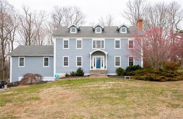 359 Cedarwood Drive, Orange, CT 06477 (MLS #170365962) :: Around Town Real Estate Team